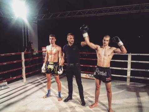 FOTO: Scorpion Gym osvojil Trst
